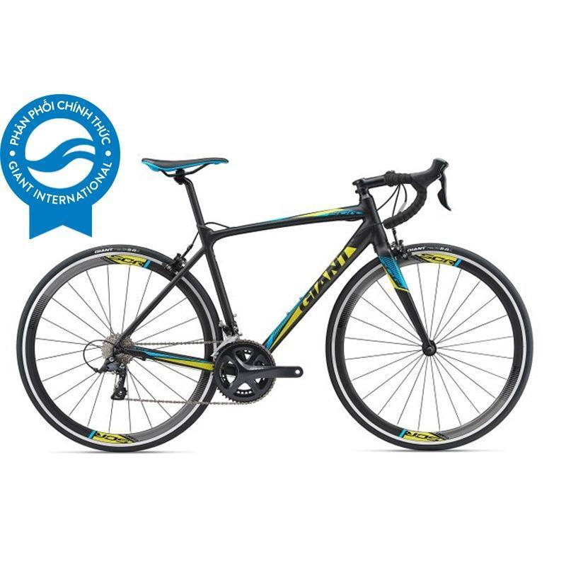 Phân phối Xe đạp đua GIANT SCR 1- Size XS (Đen/Vàng)