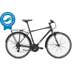 Xe đạp đường phố GIANT Escape 2 City - Size S (Xanh lục đậm)
