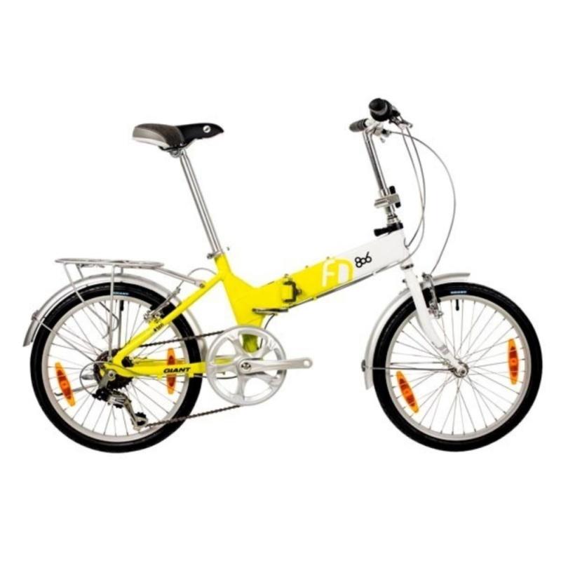 Mua Xe đạp gấp Giant FD-806 2017 (vàng)