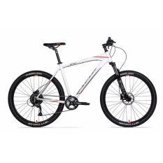 Mua Xe đạp Jett Cycles Atom Comp màu trắng (Size: L)