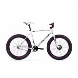 Ôn Tập Trên Xe Đạp Jett Cycles Krash Trắng