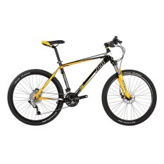 Xe đạp Jett - JETT RAMPAGE 2014 (Vàng)