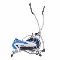 Xe đạp tập bánh đà đặc MO 2082 (Xám)