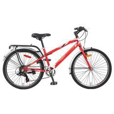 Xe đạp thể thao Asama TRK - FL 2401( Đỏ )