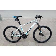 Xe đạp thể thao GIANT ATX 610 2017 (Trắng xanh dương)