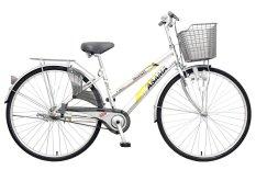 Xe đạp thời trang Asama VH - E (Bạc)