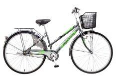 Xe đạp thời trang Asama VH - E (Xám)