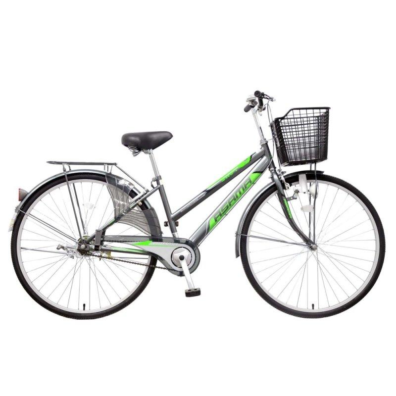 Phân phối Xe đạp thời trang Asama VH - E (Xám)
