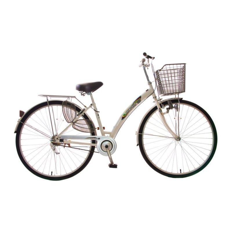 Phân phối Xe đạp thời trang Martin @ (Trắng)