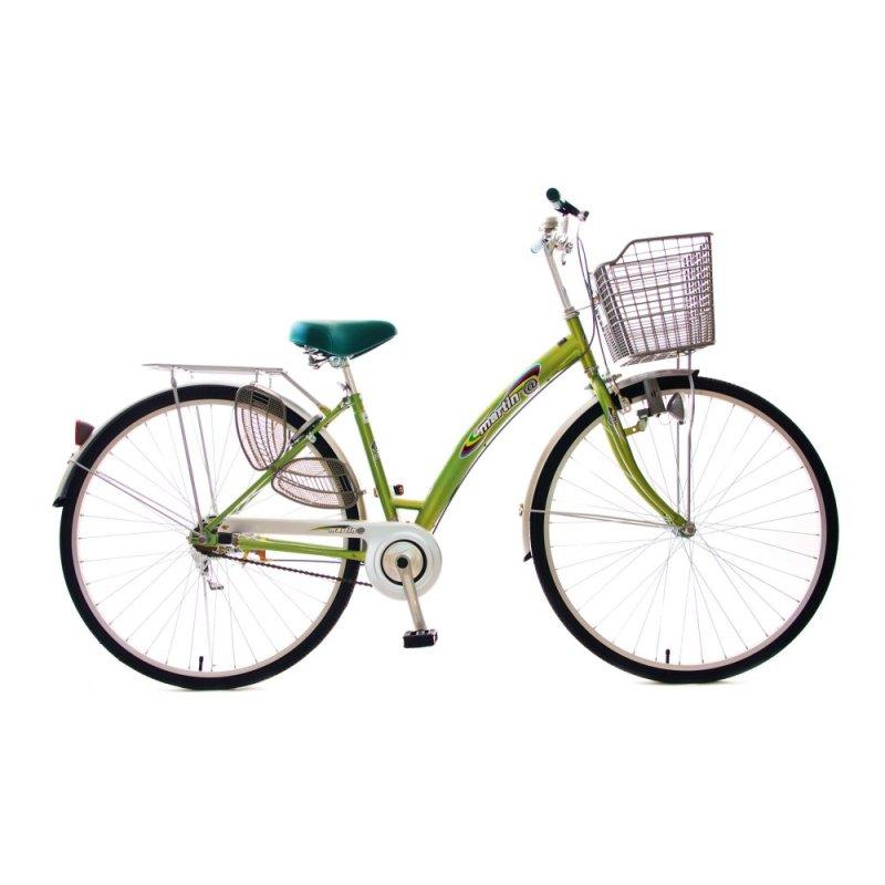 Phân phối Xe đạp thời trang Martin @ (Xanh lá)