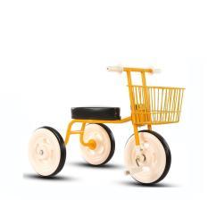 Xe đạp trẻ em kiểu dáng vintage Nhật Bản - Xe đạp ba bánh cho bé