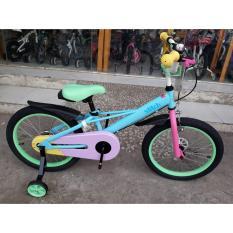 Xe đạp trẻ em Stitch 914 18 Xanh