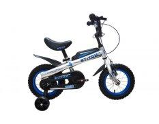 Mua Xe đạp trẻ em Stitch JK 903 16 Xám xanh dương