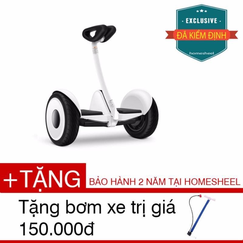 Giá bán XE ĐIỆN CÂN BẰNG Homesheel NINE BOT - BẢO HÀNH 2 NĂM