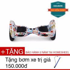 Mua Xe Điện Can Bằng Homesheel R10 Usa Bảo Hanh 2 Năm Trong Hồ Chí Minh