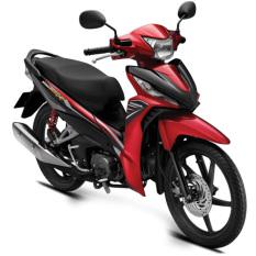Bán Xe Số Honda Wave Rsx Fi 110Cc 2016 Đỏ Phối Đen Vietnam