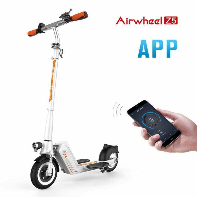 Giá bán Xe scooter điện gấp Airwheel Z5 (trắng)
