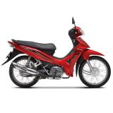 Chiết Khấu Xe Số Honda Blade 110Cc 2016 Đỏ Honda Trong Vietnam