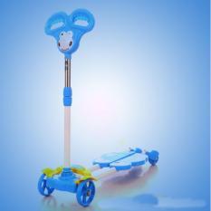 Mua EuroHome Xe trượt Scooter 4 bánh cho bé (Xanh dương)