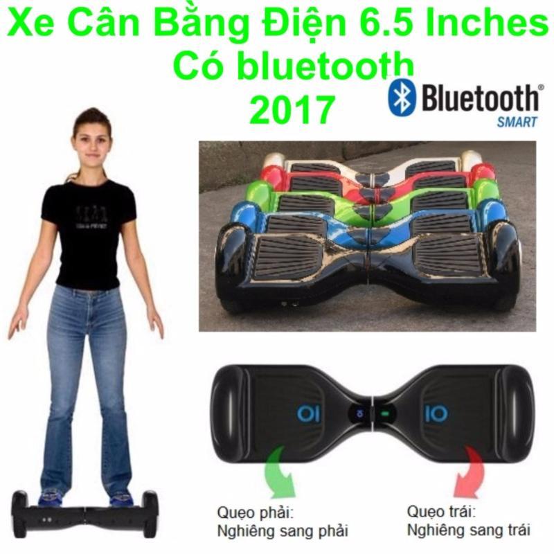 Mua Xe Tự cân bằng điện 6.5 inches Có bluetooth 2017(Đen) Hàng Nhập Khẩu