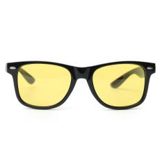 Giá Bán Yellow Lens Driving Sports Cycling Riding Night Vision Sun Glasses Goggles Intl Rẻ Nhất