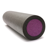 Mua Yoga Grid Foam Roller Pilates Massage Exercise Fitness Gym Purple Intl Oem Trực Tuyến