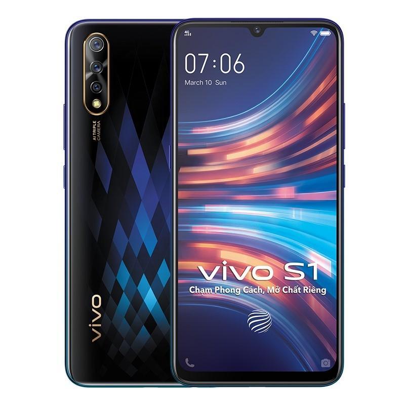 Điện thoại Vivo S1 6GB/128GB Đen thạch anh
