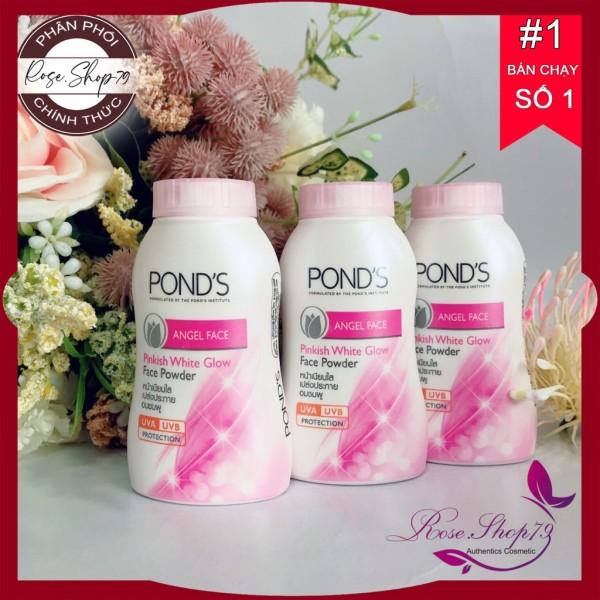 Phấn Pond Thái 50g, shop cam kết 100% sản phẩm chính hãng nội ngoại nhập, bảo hành 1 đổi 1 nếu sản phẩm lỗi cao cấp