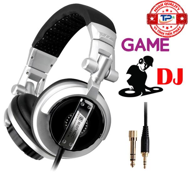 Bảng giá Tai nghe chuyên game và DJ Senicc ST-80 (xám) Phong Vũ