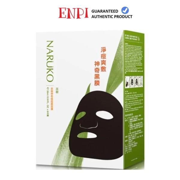 [Hộp 8 miếng] Mặt nạ Naruko Tea Tree (bản Đài) giá rẻ