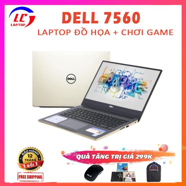 Bảng giá [Trả góp 0%]Dell Inspiron 7560 Laptop Chơi Game Đồ Họa i5-7200U VGA Rời Nvidia 940MX-4G Màn 15.6 FullHD IPS Viền Siêu Mỏng Laptop Dell Phong Vũ
