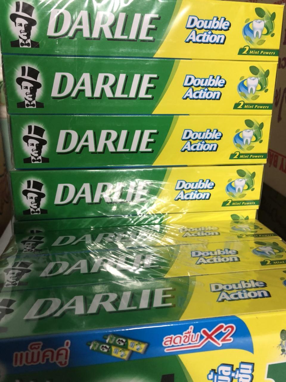 Kem Đánh Răng Darlie Thái Lan 1 Typ 85g