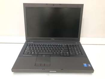 Laptop Dell Precision M6800 I7 4800MQ, Ram 8G, SSD 256G VGA Quadro K3100M 4G Màn 17.3 Full HD