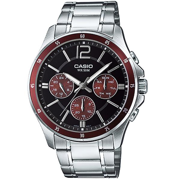 Đồng hồ nam Casio MTP-1374D-5AVDF Dây kim loại