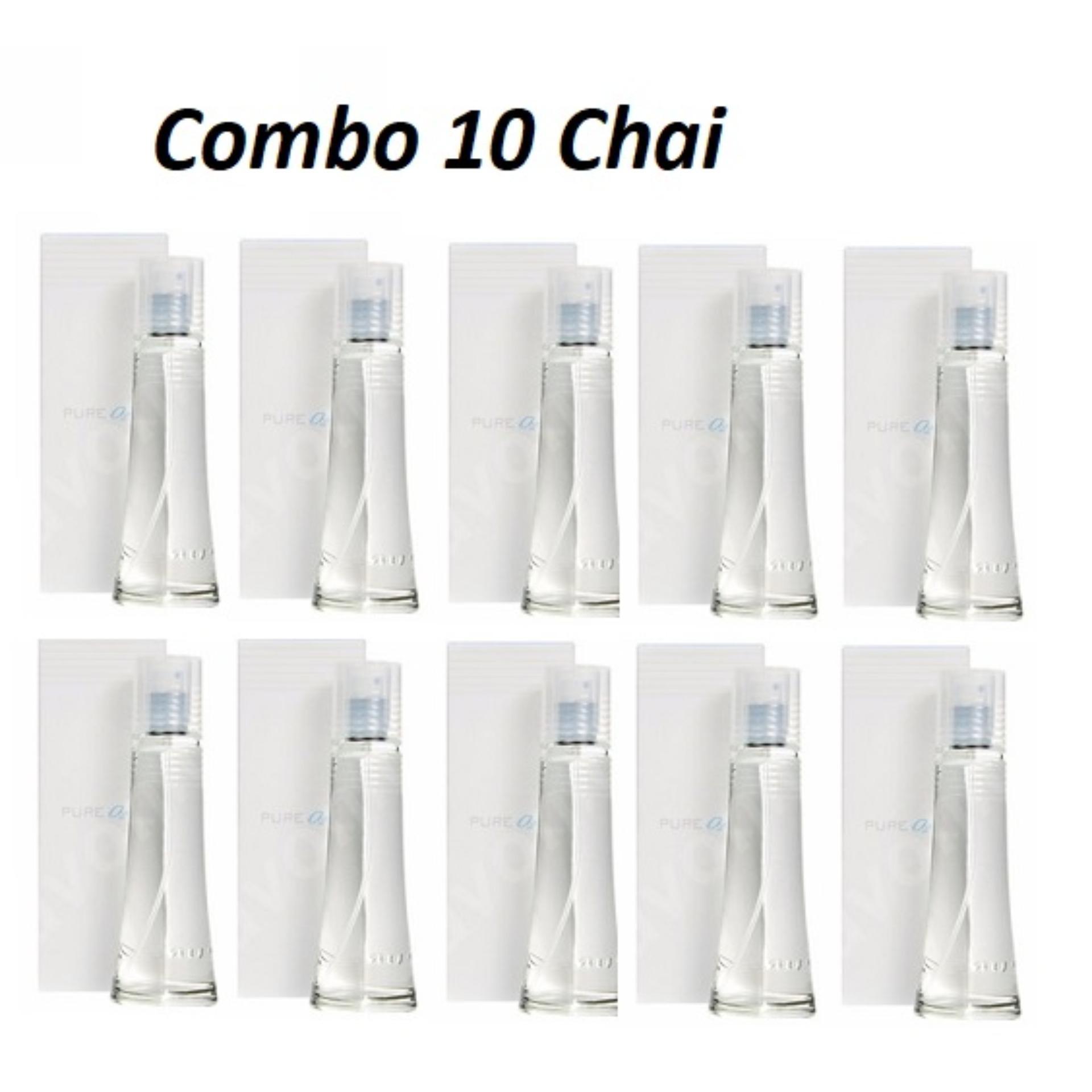 [Combo sỉ] 10 Chai Nước Hoa AVON Nam Free O2 For Her 50ml