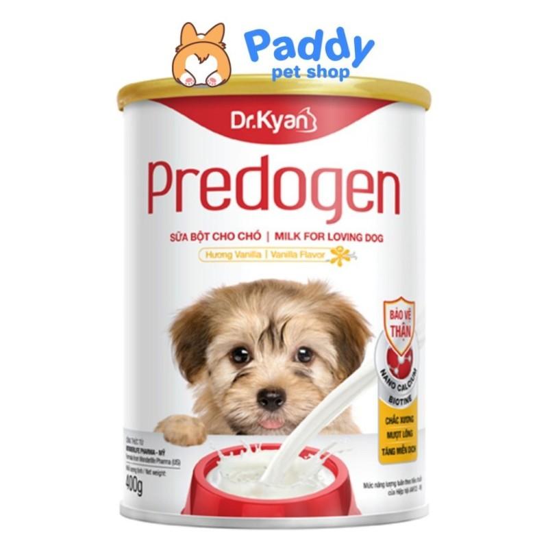 Sữa Bột Cho Chó Cao Cấp Predogen Dr.Kyan