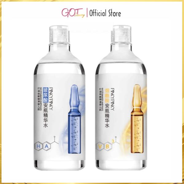 Nước cân bằng dưỡng ẩm thiết yếu dịu nhẹ cho da nhạy cảm g giảm mụn va se khít lỗ chân lông