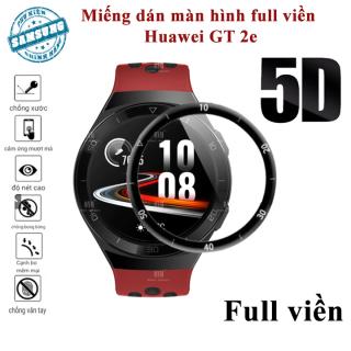 Miếng dán chống xước Full viền đồng hồ Huawei GT 2e thumbnail