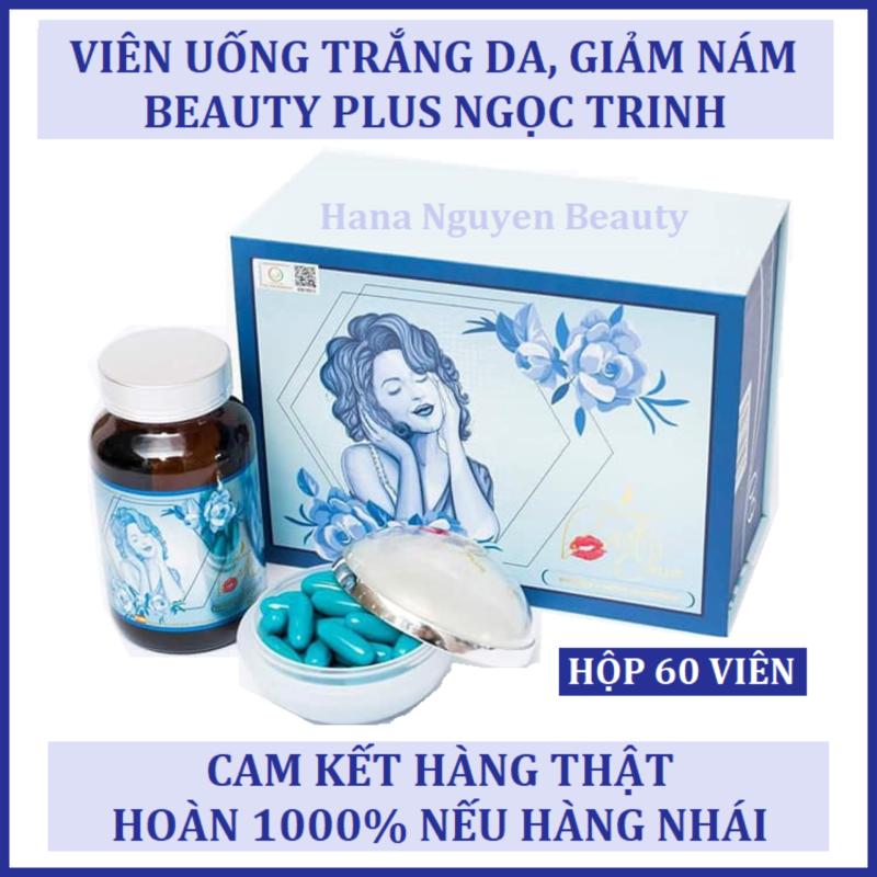 Viên Uống Trắng Da Beauty Plus Ngọc Trinh - Cam Kết Hàng Thật 100% giá rẻ