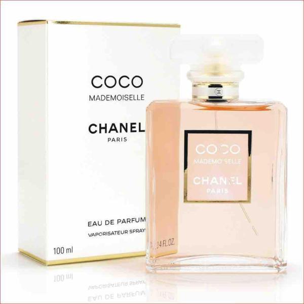 Nước hoa -coco chanel mademoiselle 100ml ( tặng 2ml )