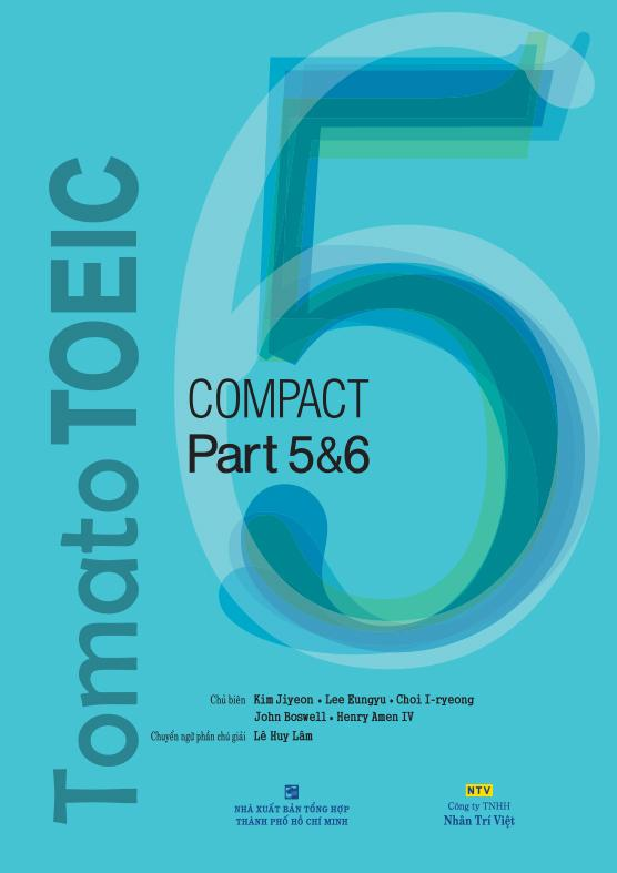 Tomato TOEIC: Compact Part 5&6