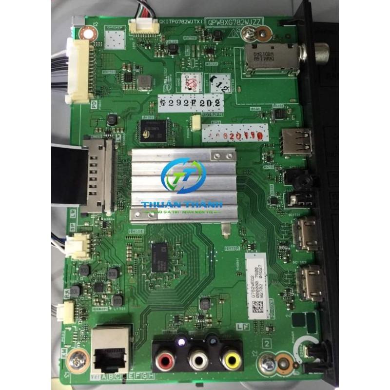 Bảng giá Bo xử lý tivi SHARP 40SA5500 40AS5500X