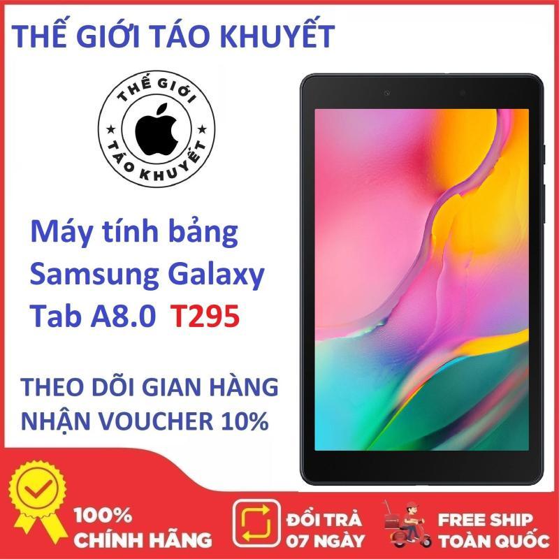 Máy tính bảng Samsung Tab A8.0 T295 2G RAM 32G ROM 8 inches 2019 - Bản 4G - Mới 100% chưa active - Bảo hành 12 tháng - NNMT STORE chính hãng
