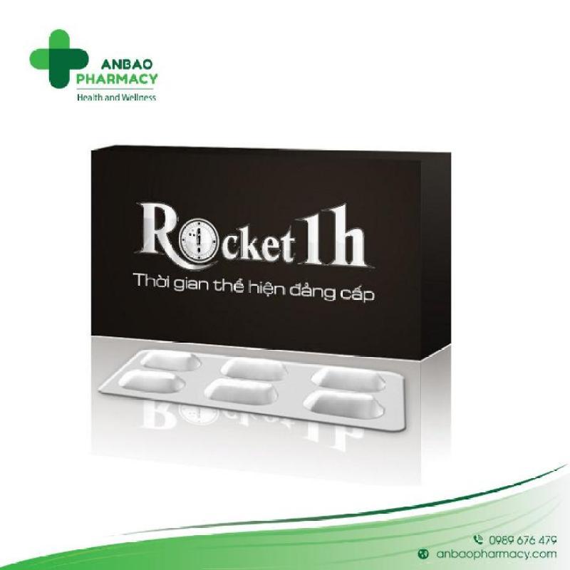 Rocket 1h Hộp 6 viên tốt nhất