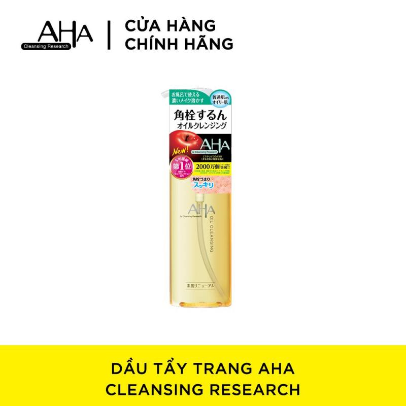 Dầu Tẩy Trang Cleansing Research Oil Cleansing Na 145ml