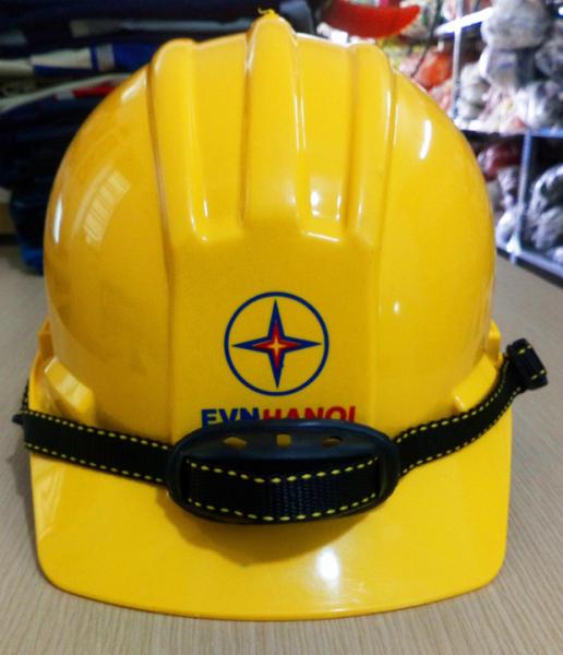 Mũ bảo hộ Bullard màu vàng
