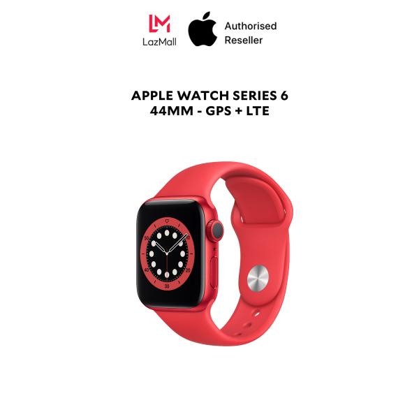Apple Watch Series 6 44mm LTE Bản viền nhôm - Hàng Chính Hãng