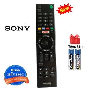Điều khiển tivi Sony RMT-TX200U Smart lcd led remote XBR - Chính hãng sịn [ tặng kèm pin ] thumbnail