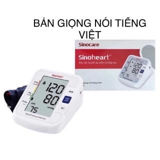 Máy đo huyết áp Sinocare BA-801 Có Giọng Nói Tiếng Việt) thumbnail