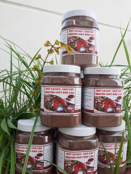 1kg Bột cacao Đăk Lăk nguyên chất 100%